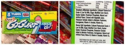 Misleading Food Product Roundup II: Don't Be Fooled - 100 Days of Real Food | Local Food Systems | Scoop.it