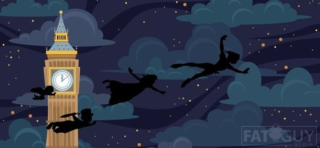 5 Social Media Lessons I Learned from Peter Pan | Social Media Today | Social Media by Simply Social Media | Scoop.it