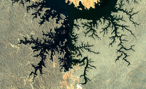 Google Earth Fractals | Geography Education | Scoop.it