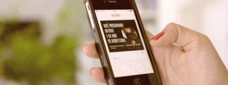Une marque de chocolat brésilienne utilise Tinder comme outil marketing! | Les eMarchands | Scoop.it