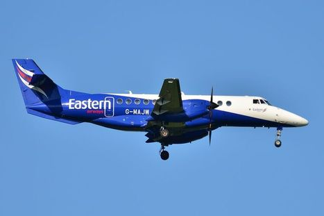 Eastern Airways reliera Rodez à Lyon, Milan et Southampton | L'info tourisme en Aveyron | Scoop.it