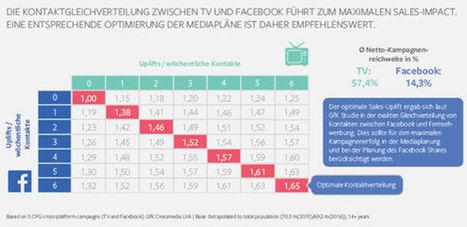 GfK-Daten bescheinigen Facebook-Werbevideos hohe Effizienz (wuv.de) | Socialmedia Umschau | Scoop.it