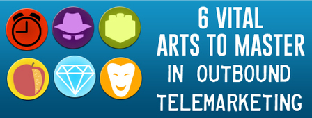 6 Vitals Arts to Master in Outbound Telemarketing   Telemarketing and it's benefits   Scoop.it