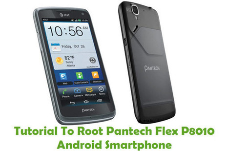 How To Root Pantech Flex P8010 Without PC Or La