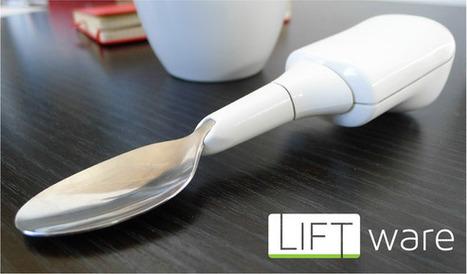 Google buys 'smart' spoon maker Lift Labs | PCworld | Robohub | Scoop.it