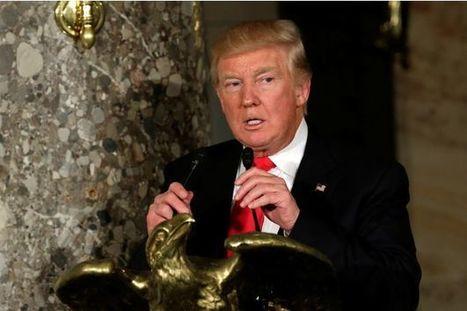 Sitôt élu, Donald Trump reprend les forages du pétrole et du gaz de schiste | Planete DDurable | Scoop.it