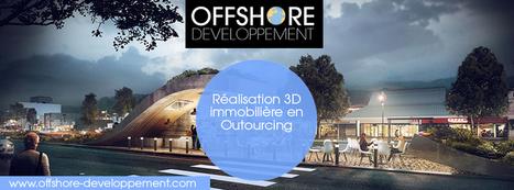 Réalisation 3D immobilière en Outourcing | Offshore Developpement | Scoop.it