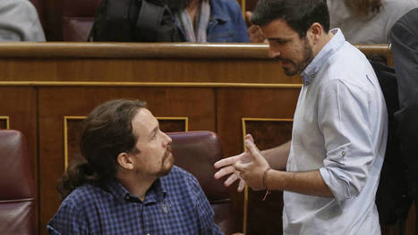Podemos aplaza su Vistalegre II hasta que el PSOE celebre su congreso extraordinario. Noticias de España | Utopías y dificultades. | Scoop.it