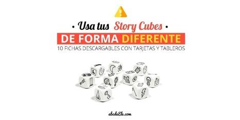 � 10 juegos para sacarle partido a tus story cubes | abcdeEle | EDUDIARI 2.0 DE jluisbloc | Scoop.it