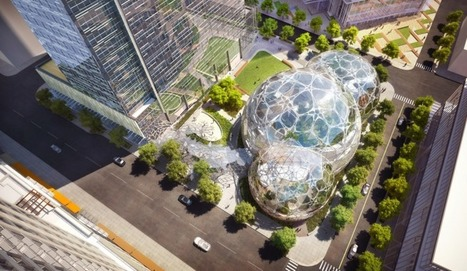 Amazon updates Seattle headquarters design - Images | Inside Amazon | Scoop.it
