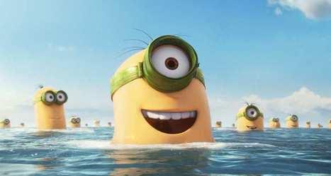 Cinéma: «Les Minions» détrône«Vice-Versa» aux Etats-Unis | Film adhésif | Scoop.it