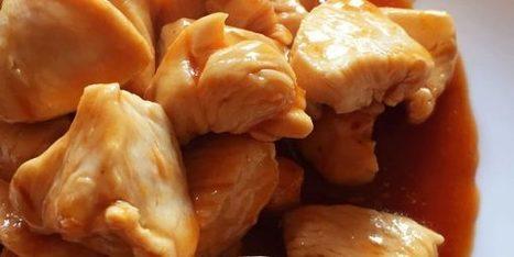 Orange Chicken | Nutrition & Recipes | Scoop.it