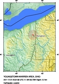 """FRACKING: Expert says Ohio earthquake was not a natural event 