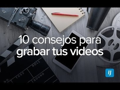 10 trucos para hablar frente a una cámara (vídeo+presentación) | Stretching our comfort zone | Scoop.it