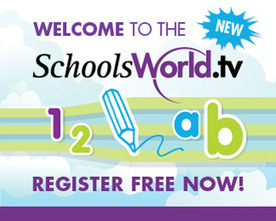 SchoolsWorld.tv - resources for students, teachers and parents | iwb's | Scoop.it