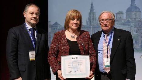 La catedrática Elena Vecino gana el primer premio THEA-SEG al mejor artículo científico sobre glaucoma   Salud Visual (Profesional) 2.0   Scoop.it