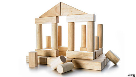 How do unit blocks help children learn? - The Economist   Educational Board for Children and Adults   Scoop.it