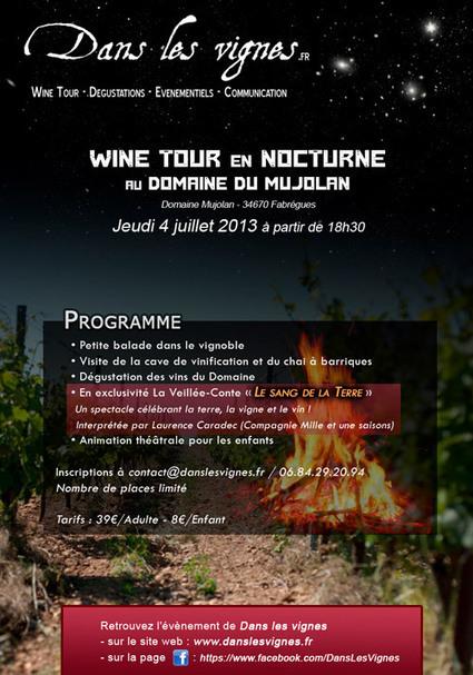 Wine tour au Domaine Mujolan | Tourisme du vin | Scoop.it