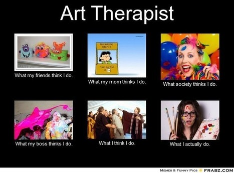 Art Therapist | What I really do | Scoop.it