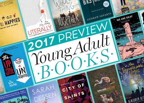 17 of the Most Exciting YA Books to Read in 2017 | Brightly | Library world, new trends, technologies | Scoop.it