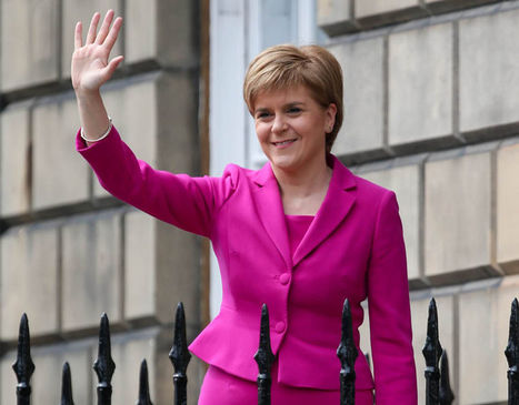 May urged to CALL STURGEON'S BLUFF and hold second indy ref - as experts predict 'NO' win | My Scotland | Scoop.it