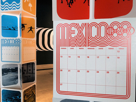 lance wyman exhibition at MUAC in mexico city | What's new in Visual Communication? | Scoop.it