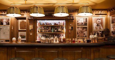 Paris 1er: Colin Field, «the» barman | Coups de coeur | Gastronomy & Wines | Scoop.it