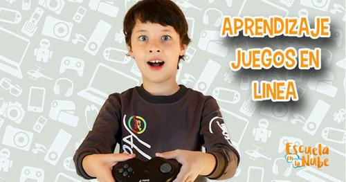 Aprender de manera divertida con juegos educativos en línea para niños