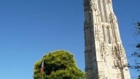 Les secrets de la tour Saint-Jacques | Visites, balades, expos... à Paris | L'actu culturelle | Scoop.it