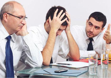 4 tipos de funcionários que intoxicam o ambiente de trabalho sem que ninguém perceba   Observatorio do Conhecimento   Scoop.it