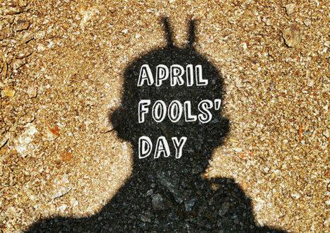 April Fools' Day - Dreamreader   British life and culture   Scoop.it