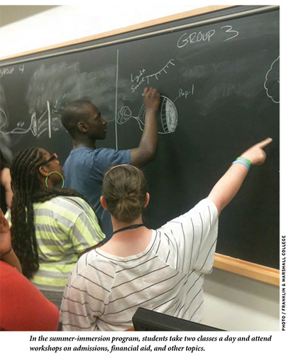 'No Excuses' Kids Go to College | On Learning & Education: What Parents Need to Know | Scoop.it