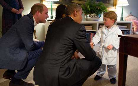 Prince George outfitter My 1st Years secures £5m for personalised baby fashion   Entrepreneurs   Scoop.it