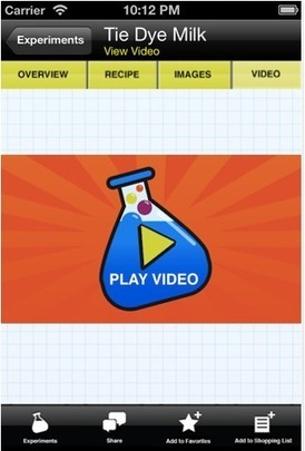 The best science apps for kids: Back to School Tech Guide 2013 - Cool Mom Tech | Appy Trails | Scoop.it