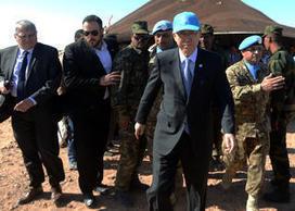 Les dessous du bras de fer entre Mohamed VI et Ban Ki-moon | Géopoli | Scoop.it