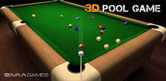3D Pool Game v1.0.0 Apk Android | Android Game Apps | Android Games Apps | Scoop.it