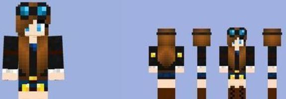 Dantdm Girl Skin Minecraft Mods Download S