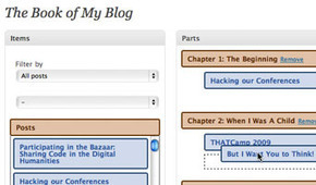 Anthologize: wordpress to ebook | Les outils d'HG Sempai | Scoop.it