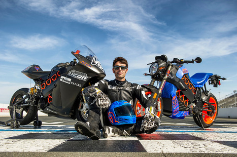 Electric Vs. Gas | Brammo Electric Motorcycles | Scoop.it