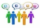 7 raisons d'intégrer les réseaux sociaux à la stratégie digitale | Initia3 - Conseils numériques TPE - PME | Scoop.it