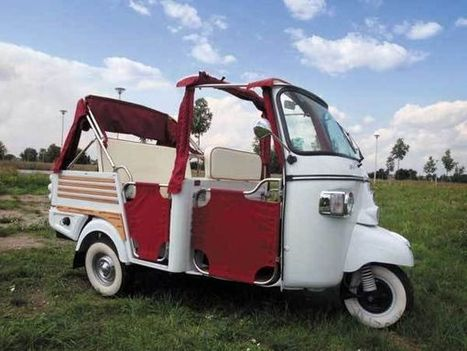 calessino parade - collectable italian style on three wheels, page