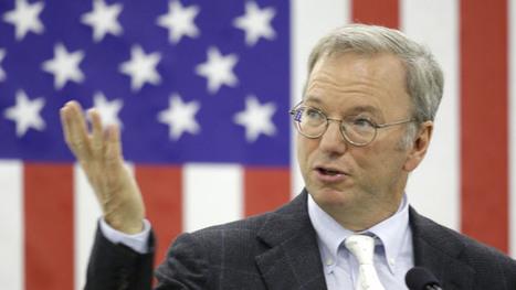 Why an Occupy activist turned Googler thinks Eric Schmidt should run the US - Quartz   Peer2Politics   Scoop.it