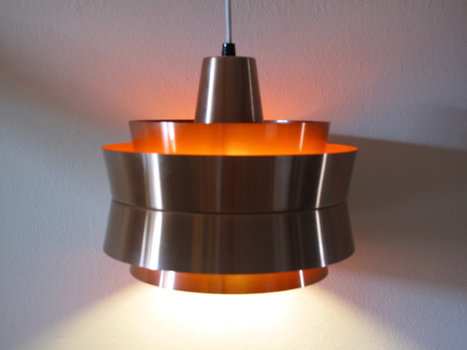 Danish lamp designed by Carl Thore '60s | Gorgeous Vintage I Crave! | Scoop.it