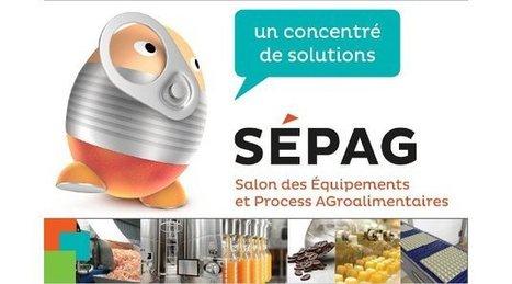 Le Sepag, une deuxième édition pleine d'ambition et de nouveautés | Actualité de l'Industrie Agroalimentaire | agro-media.fr | Scoop.it