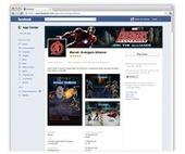 Facebook lance sa propre boutique d'applications en ligne | Facebook pour les entreprises | Scoop.it