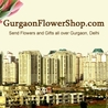 Grand glitter with flowers for your Gurgaon connections