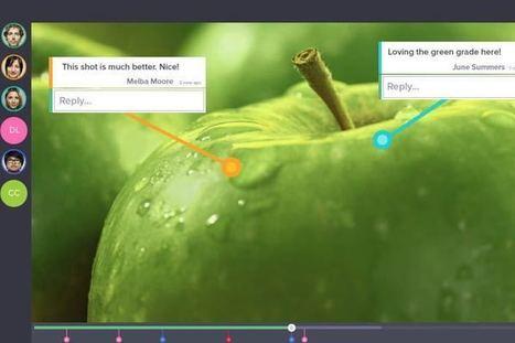 Wipster. Editer une vidéo en mode collaboratif | Geeks | Scoop.it