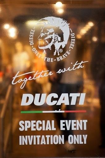 La collaboration Ducati et Diesel donne naissance a une collection ... | Ducati | Scoop.it