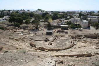 Archaeological excavations continued at Cyprus ancient theatre | Archaeology News | Scoop.it