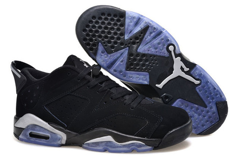 Cheap Nike Air Jordan 6 Low Women Shoes Deep Bl